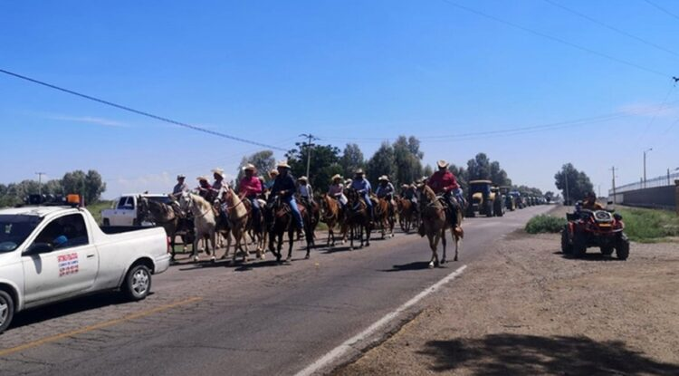 En Chihuahua inició «Guerra del Agua», alertan agricultores