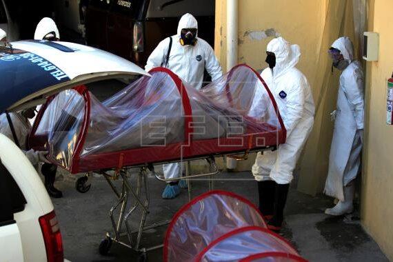 México ya es tercer lugar mundial en muertes por Covid