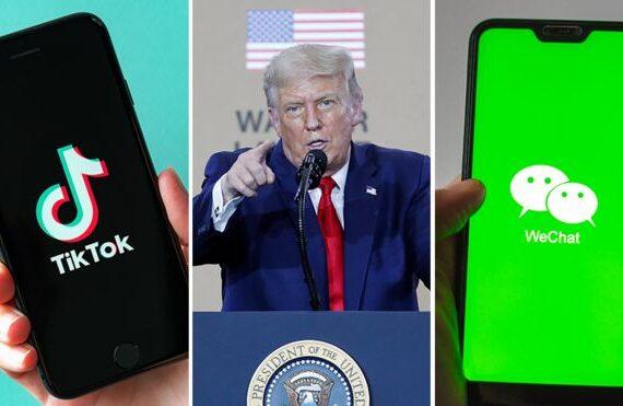 Ya Tik Tok y WeChat están prohibidos en EU