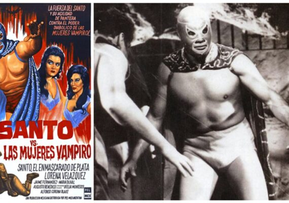 Recomienda Cecut clásico del cine: El Santo contra las mujeres vampiro