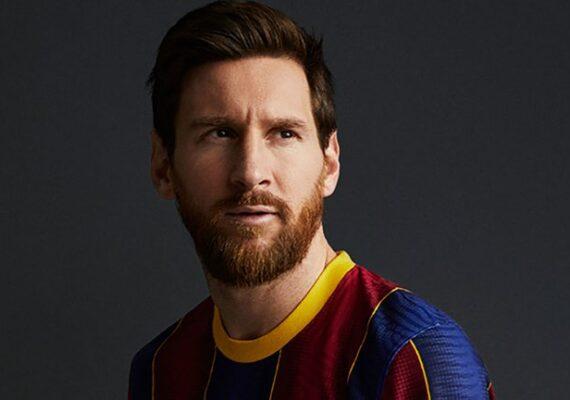 El Barcelona no deja ir a Messi; vende camisetas con su nombre