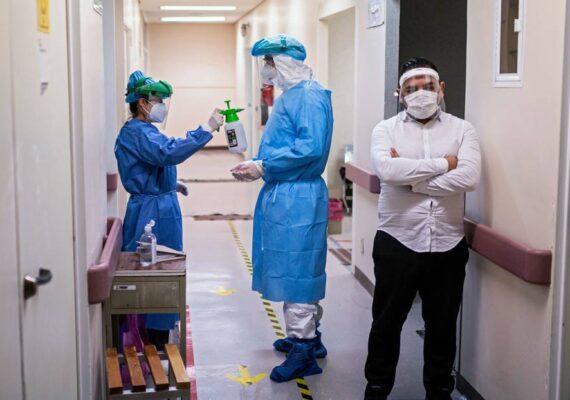 Amnistía Internacional señala a México como el país del mundo en el que han fallecido más profesionales de la salud a causa del coronavirus