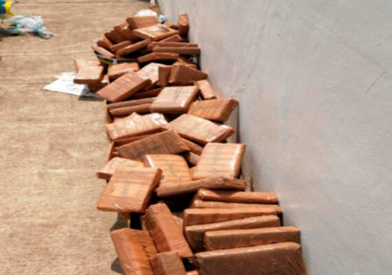 Autoridades mexicanas decomisan más de 600 kilos de cocaína en un puesto aduanero