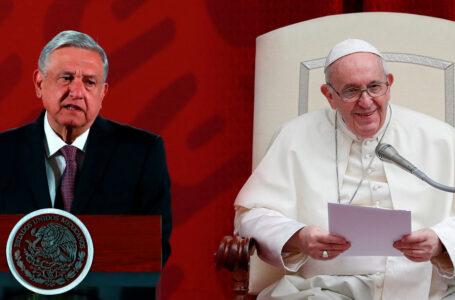 «Ayudar a los pobres no es comunismo»: El papa Francisco aterriza en la política mexicana a través un polémico spot de López Obrador