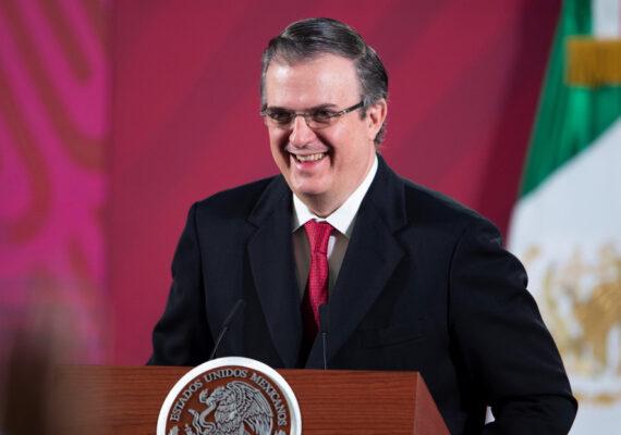 Canciller de México informa que Rusia entregó los resultados clínicos de la vacuna Sputnik V