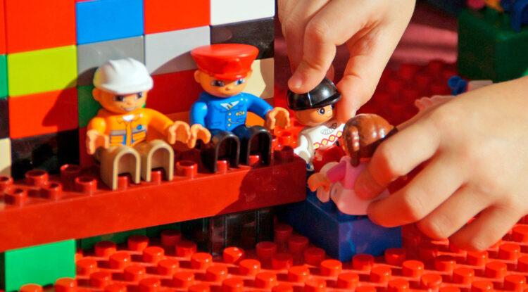 El grupo LEGO logra capear la pandemia de coronavirus y aumenta sus ventas