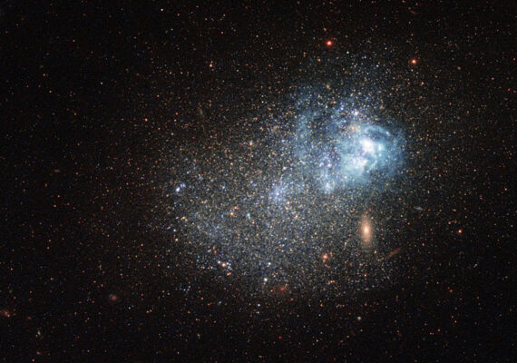 El universo parece ser más homogéneo de lo que debería y no está claro por qué