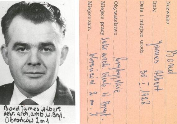 Encuentran en Polonia registros sobre la visita de un británico llamado James Bond, como el legendario agente 007