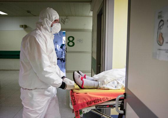 La OMS pronostica que Europa tendrá un aumento de muertes diarias por covid-19 en los próximos dos meses
