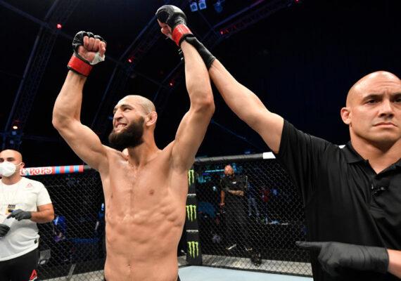 La joven promesa que vence sin piedad a sus rivales recibiendo elogios de la UFC: ¿quién es Khamzat Chimáev y por qué le auguran un gran futuro?