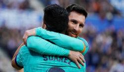 Messi carga contra la directiva del Barcelona por «echar» a Luis Suárez y Neymar lo apoya