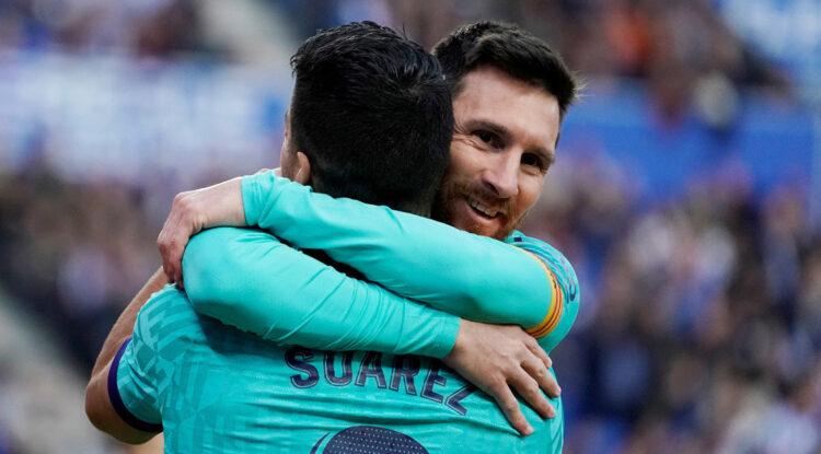 """Messi carga contra la directiva del Barcelona por """"echar"""" a Luis Suárez y Neymar lo apoya"""