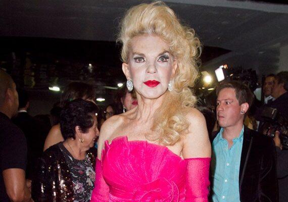 Muere Wanda Seux a los 72 años