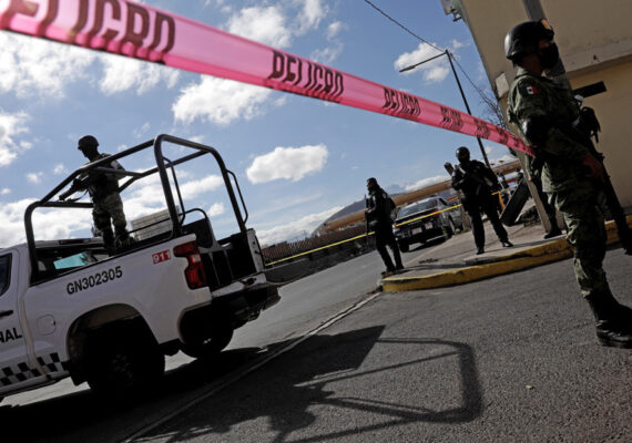 "Mueren dos ""civiles armados"" en un aparente tiroteo con la Guardia Nacional de México"
