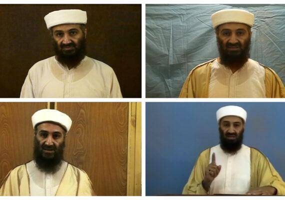 Osama bin Laden habría cifrado mensajes a otros terrotistas en videos