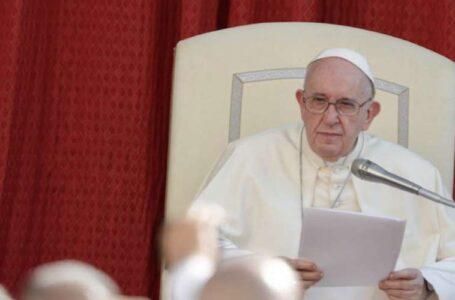 Papa Francisco: Respuesta cristiana ante el COVID es el amor y la búsqueda del bien común