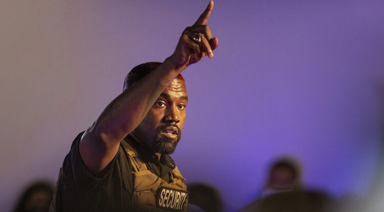"""""""Soy el nuevo Moisés"""": Kanye West vuelve a crear polémica en Twitter y acusa a la NBA y a la industria musical de ser """"barcos de esclavos modernos"""""""