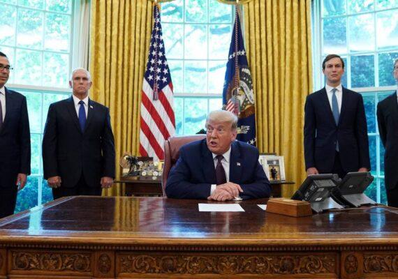 Trump anuncia un acuerdo de paz entre Israel y Baréin