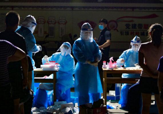 Una localidad de China decreta emergencia tras confirmar un nuevo caso de peste bubónica