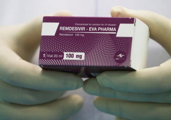 Alertan en Reino Unido de escasez del antiviral remdesivir para tratar a enfermos con covid-19
