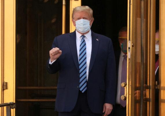 """Cuál es el fármaco experimental con el que Trump fue tratado del coronavirus y que fue calificado como """"cura"""" por el presidente"""