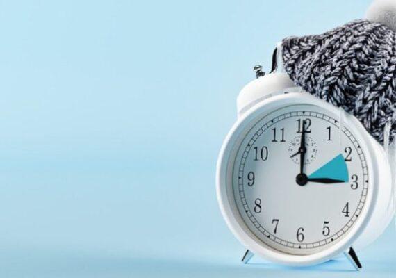 Ya viene el horario de invierno; no olvides atrasar tu reloj