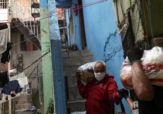 El Banco Mundial advierte que para el 2021 unas 150 millones de personas vivirían en la pobreza extrema a causa del covid-19