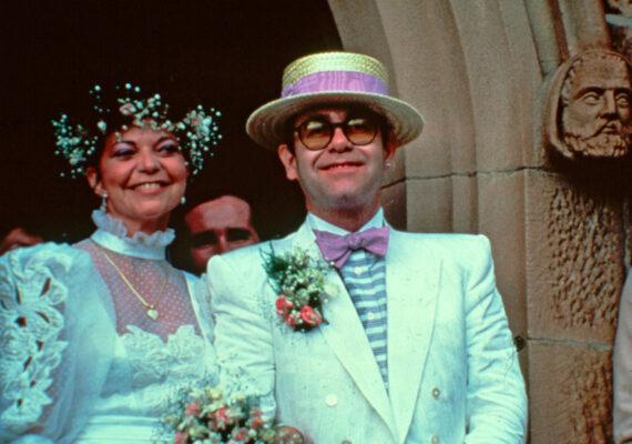 Elton John arregla una disputa legal con su exmujer sobre la violación de un pacto de silencio