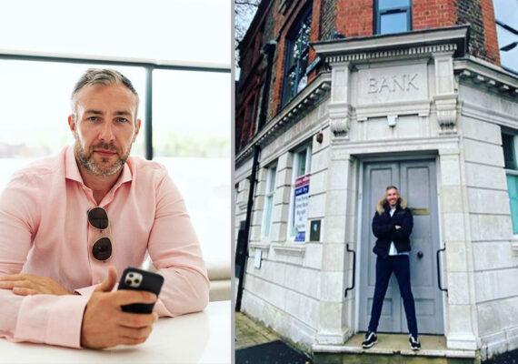 Empresario se 'venga' y compra el edificio de un banco que le negó un préstamo cuando tenía 21 años