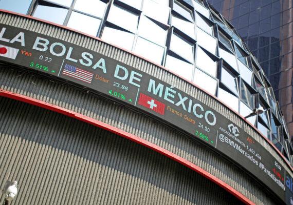 La Bolsa Mexicana de Valores interrumpe sus operaciones a media jornada sin explicar las razones