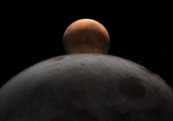 La Tierra y Marte se aproximarán esta semana a la distancia más corta ('encuentro' que no se repetirá hasta 2035)