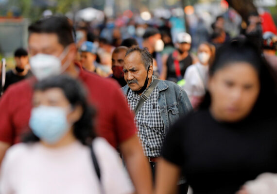 México prevé que toda la población esté vacunada contra el covid-19 para septiembre de 2021