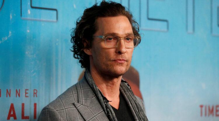 Matthew McConaughey revela en sus memorias que fue abusado sexualmente por un hombre a los 18 años