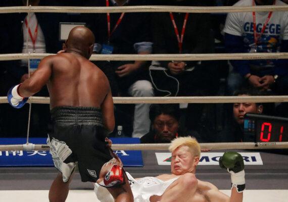Mayweather confiesa haber luchado con sobrepeso y poco preparado en la pelea en que ganó casi 10 millones de dólares en menos de tres minutos