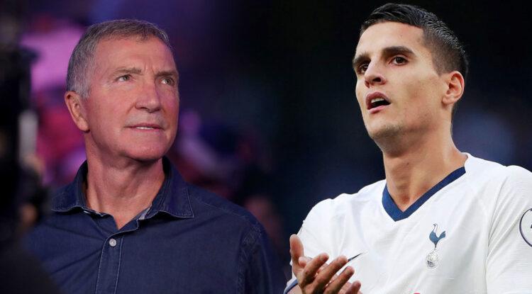 """""""Patético, muy latino"""": Un comentarista de fútbol británico hace un comentario racista contra Erik Lamela y la cadena se disculpa"""