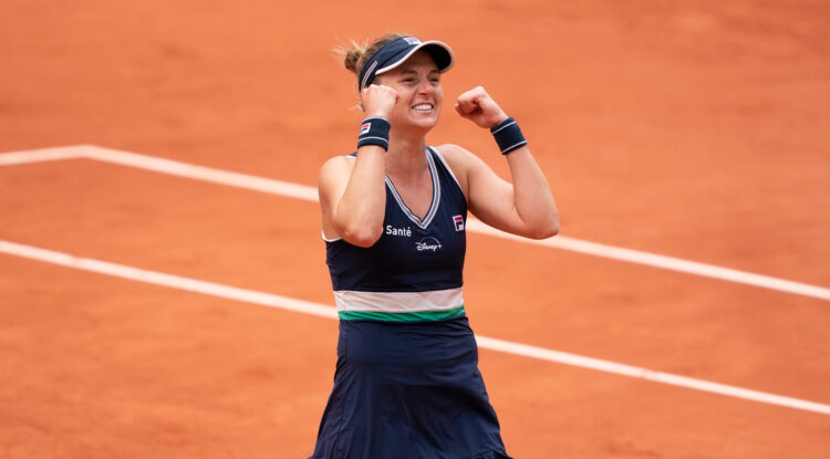 Quién es Nadia Podoroska, la tenista argentina que sorprendió a todos en Roland Garros