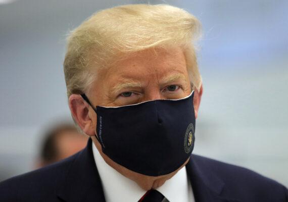 """Trump dice sentirse """"mucho mejor"""" pero admite que los próximos días serán """"la verdadera prueba"""""""