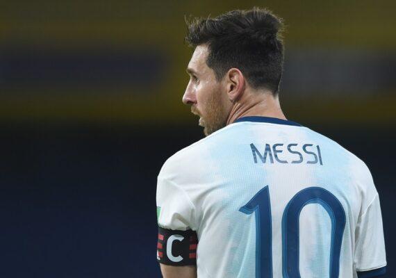 No creerás cuál es el lado oscuro de Messi (Un amigo suyo lo dio a conocer)