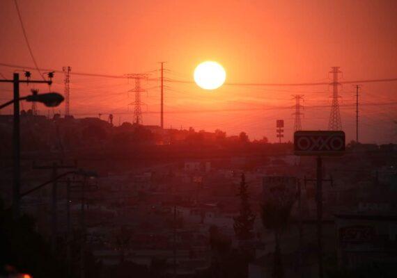 Volverán las altas temperaturas a Tijuana