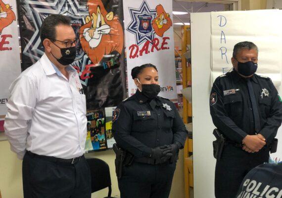 Vuelve el Programa DARE a las escuelas de Tijuana