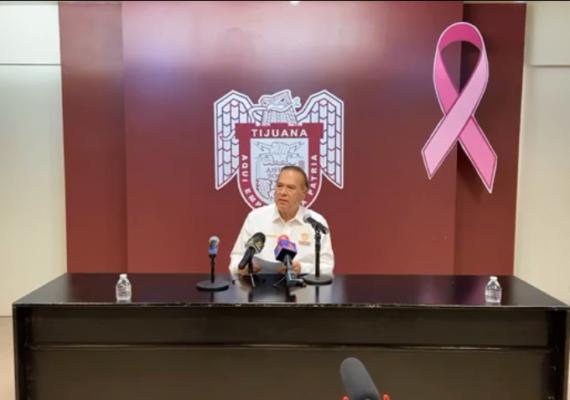 González Cruz pedirá licencia, buscará ser gobernador de Baja California