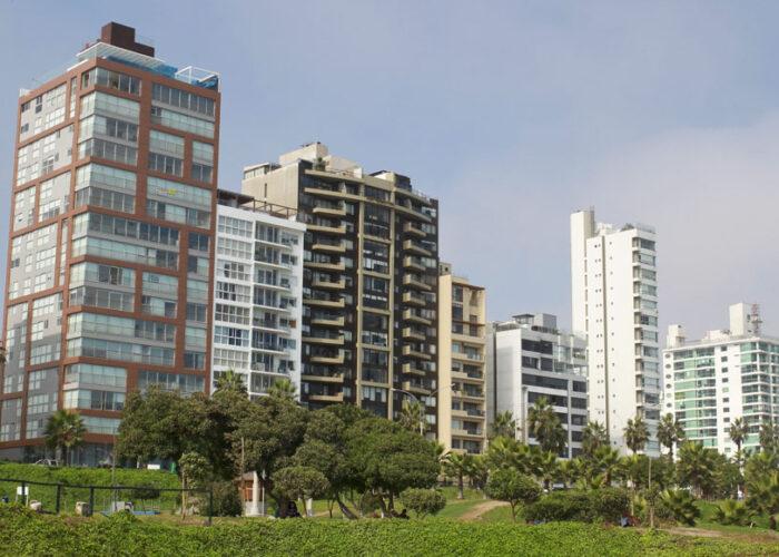 Fuerte caída del sector inmobiliario por pandemia