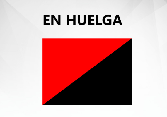Cumple El Mexicano nueve días en huelga