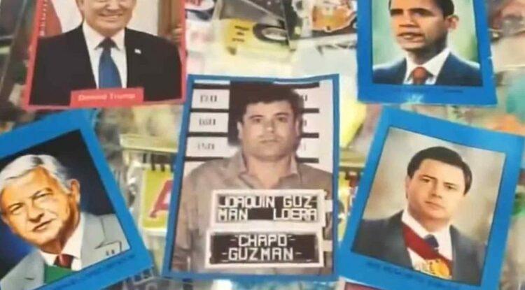 """""""El Chapo"""" ya tiene monografías escolares"""