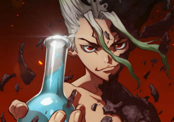 Boichi, autor de Dr. STONE, prepara un nuevo manga de dos capítulos
