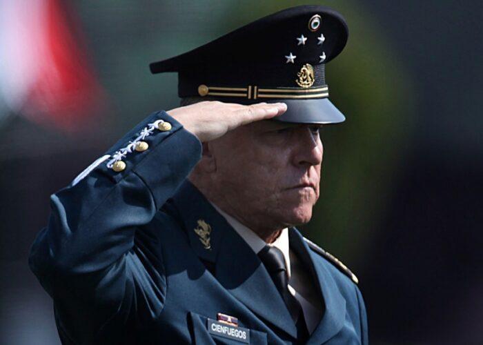 Al ex secretario de Defensa le decían «El Padrino» por traficar drogas, dice la DEA