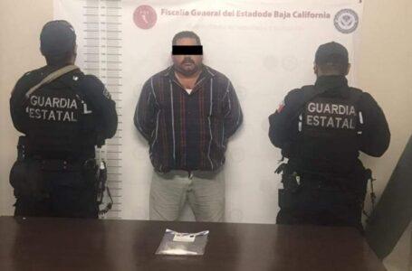 Captura la FGE a peligroso sicario de la delincuencia organizada