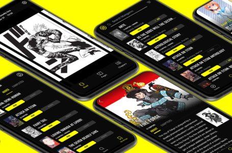 Mangamo, un nuevo lector de manga, ya está disponible en Android
