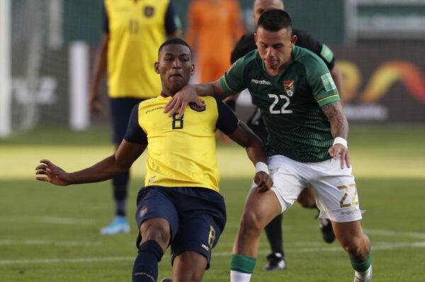 Detienen al presidente de la Federación Boliviana de Fútbol tras el partido contra Ecuador por eliminatorias