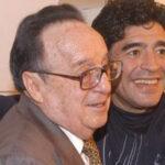 El día que Maradona se emocionó al conocer a uno de sus mayores ídolos, Chespirito
